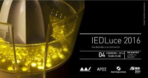 IEDLuce - IED Master - Rogier van der Heide - luz,