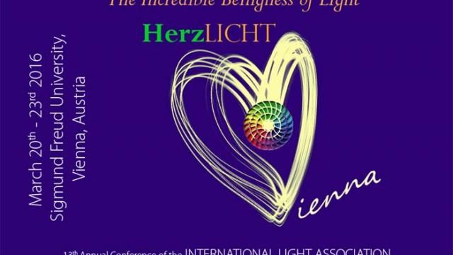 Asociación Internacional de la Luz - ILA - salud - Conferencia