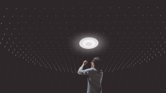 Sony - foco multifuncional - iluminación conectada - Smart home - iluminación