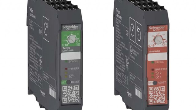 Schneider Electric - TeSys H – arrancador - motores asincrónicos
