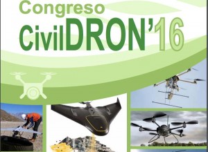 Congreso - Drones - CivilDRON´16