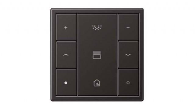 Jung – interruptores – KNX - LS 990 – interruptor - Dark