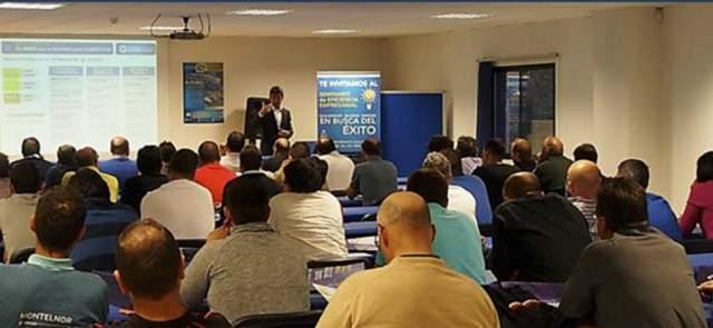Grupo Electro Stocks-seminarios- eficiencia empresarial- instalador