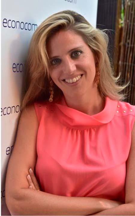 Susana Gilabert – Econocom – digitalización – tecnológico –consumerización – móviles – datos - cloud