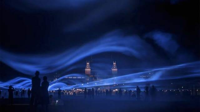 Ciudades- iluminar- luz- iluminación- contaminación lumínica