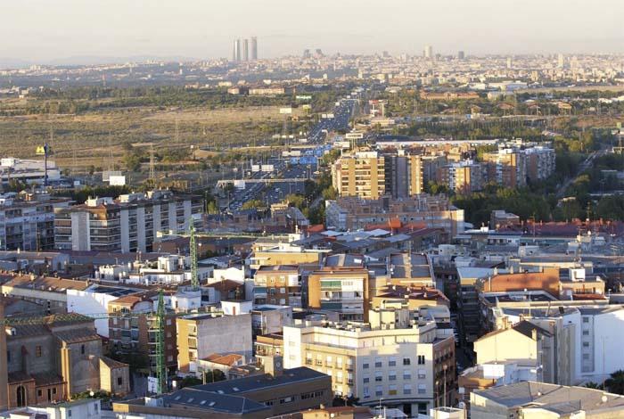 Alcorcón-auditoría- alumbrado público-iluminación -Urbanismo