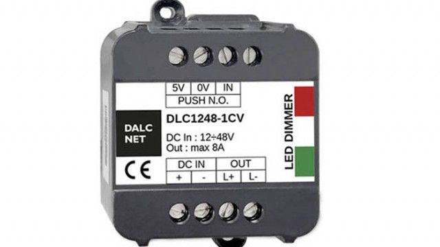 Led dimmers - EASY- DALCNET- Olfer
