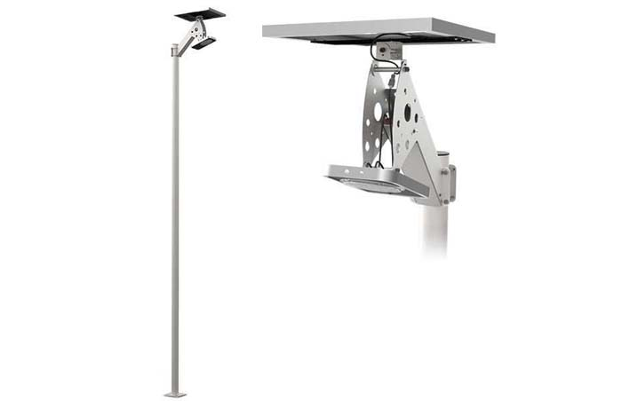 Light Blue - alumbrado público - farolas solares inteligentes - iluminación