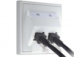 adaptadores-Jung- cables - tomas modulares