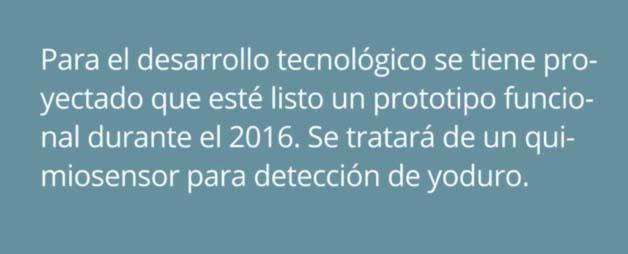 Sensores luminosos - diabetes - México - Dorazco González