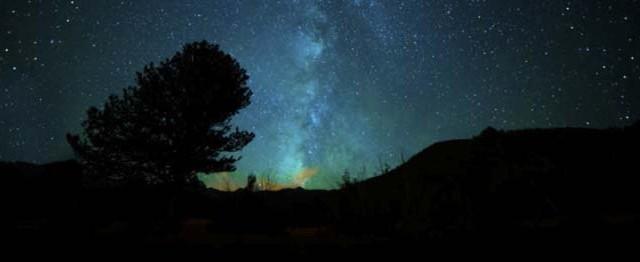 Derecho - Cielos Oscuros - estrellas - luz - cielo nocturno - LED - iluminación - contaminación lumínica