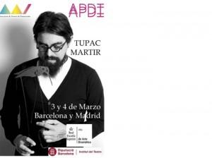 Tupac Martir - Barcelona – Madrid - APDI - AAI
