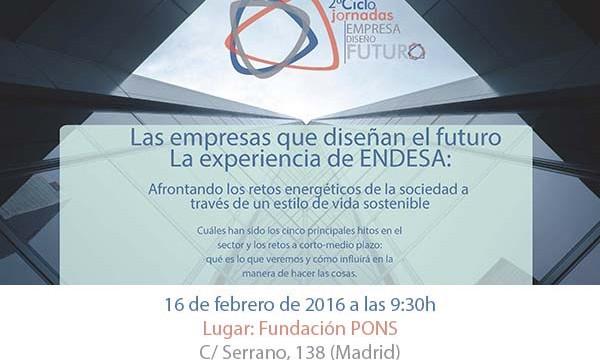 Endesa - tecnología - ciencia - ciclo - 'Empresas que diseñan el futuro'