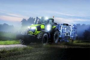 HELLA - iluminación - agrícola - industrial - faro - luz - LED