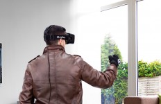 realidad virtual - Gloveone - neurodigital - experiencias táctiles - Mobile World Congress - hardware - software - domótica