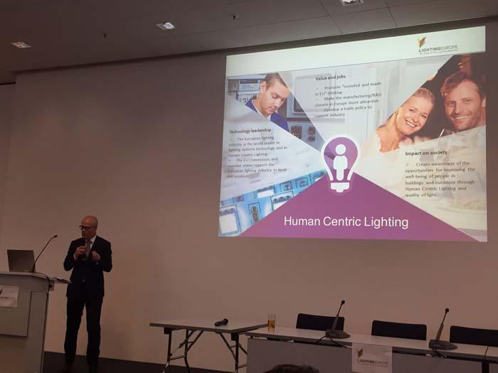 ANFALUM - español - Light + Building - luz - iluminación - Human Centric Lighting - LightingEurope