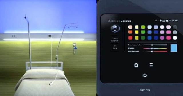 Ciclo circadiano - Policlínica de Barcelona – SIMON - LED