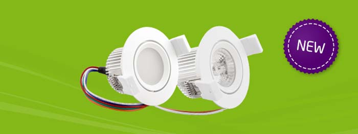 Luces - LED - Spots - LEDs - Loxone - iluminación - Smart Home