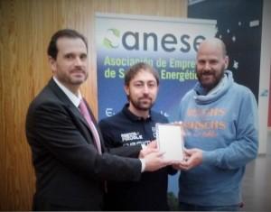 ANESE - certificación energética - sello ESE - eficiencia energética