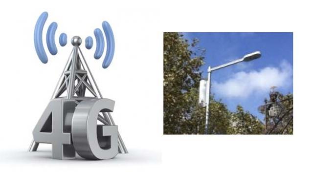 Orange - Cellnex Telecom - Ayuntamiento de Barcelona - Barcelona - red de Small Cells 4G