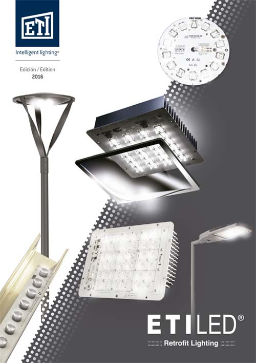 ETI - Light+Building 2016 - tecnológico - ETILED - LED