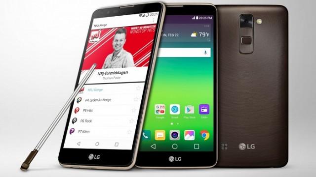 LG Electronics - Radiodays Europe – Smartphone - LG Stylus 2 con DAB +