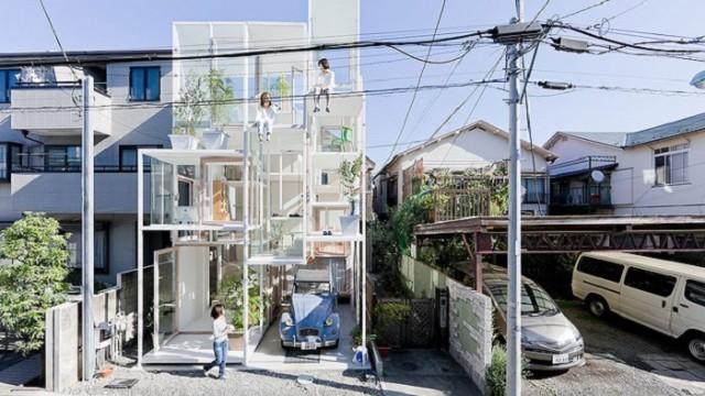 Torrejón de Ardoz - edificios eficientes - Sou Fujimoto - Casa Na - The Change Iniciative – TCI - certificación LEED - domótica