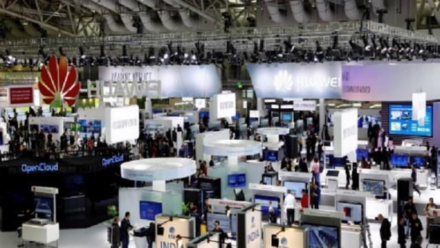 CeBIT -digitalización - cloud - Huawei