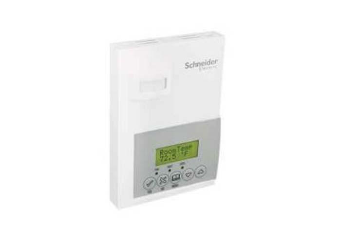 Edificios - energía - Schneider Electric - control inteligente - iluminación - controlador inteligente - eficiencia