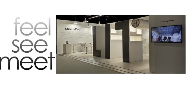 LUXINTEC - Light + Building - lumen - luminaria - iluminación - luz retail - LED