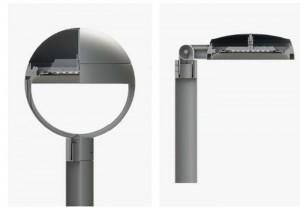 Benito Urban - Essentials - luminaria - diseño - Úbeda & Canalda - LED - alumbrado público - luminarias