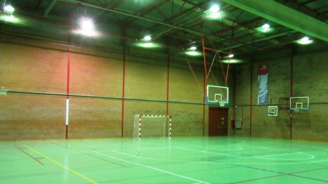 EREN- Valladolid - polideportivo