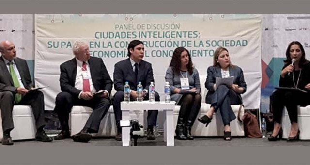 Ciudades inteligentes - Smart City Expo Puebla - smart city – ciudades - Conacyt