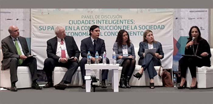 Ciudades inteligentes - Smart City Expo Puebla - smart city – ciudades - Conacyt