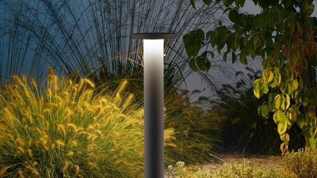 Lled iluminaci n presenta balizas led 88262 y 88261 de for Balizas iluminacion exterior