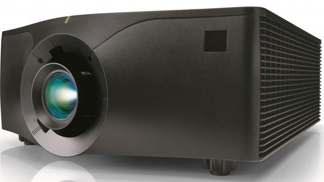Christie – proyectores- láser - Serie GS – warping - blending