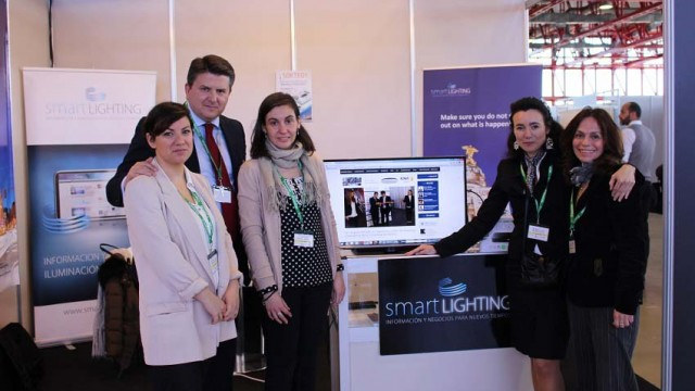 smartLIGHTING en Electro Forum sortea multimedia para Smart TV