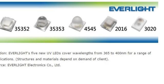 EVERLIGHT Electronics – LED - LightFair 2016 - sustrato cerámico UV