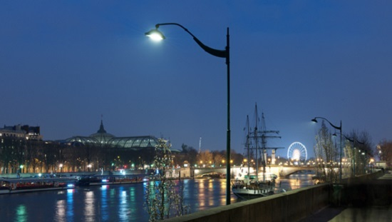 Schréder - Plan de Acción de Clima y Energía - LED - París - compromisos 2020