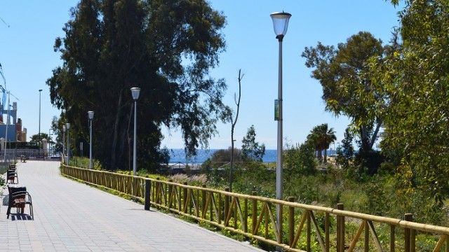 Marbella - Shréder Socelec - iluminación - luminaria - turismo - presión urbanística