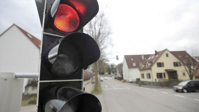 Siemens – LED- monitores ópticos - Intertraffic de 2016 - semáforo