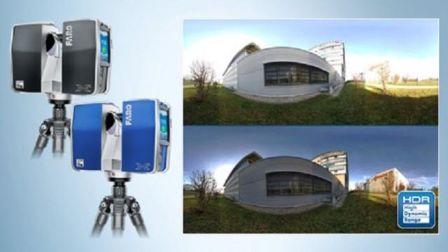 Faro – láser 3D – SCENE 6.0 - HDR