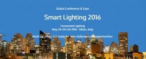 Smart Lighting 2016 @ Milan Marriott Hotel    Milano   Lombardia   Italia