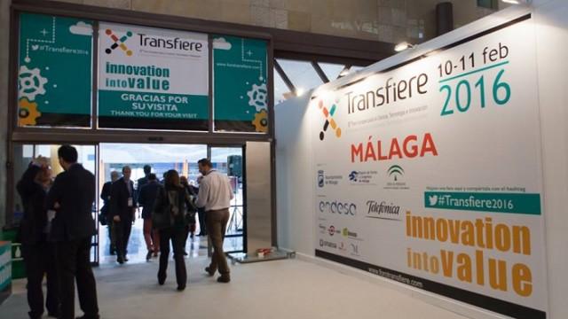 Transfiere - Foro Europeo para la Ciencia - Tecnología e Innovación – Fycma – Málaga - I+D+i