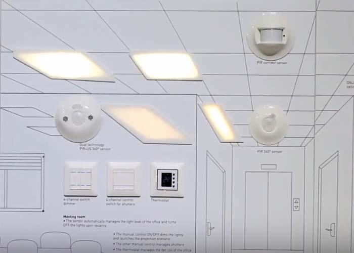 Legrand - ELIOT - Internet de las Cosas Eléctrico - iluminación -Light + Building - KNX - smart home - smart building