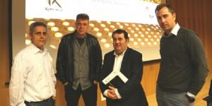 San Sebastián - Universidad del País Vasco – Navidad – iluminación - luces de Navidad – diseño- concurso - innovación