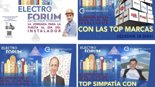 Electro FORUM - instalador - Grupo Electro Stocks - Simposium