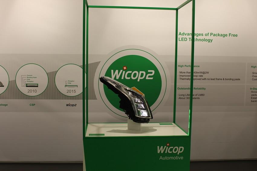 Andreas Weisl - Seoul Semiconductor - partner de confianza - iluminación - Acrich, - Wicop