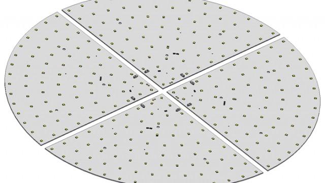 módulos LED - CLE Quadrant G2 ADV - Tridonic - LED - flujo luminoso - luminarias