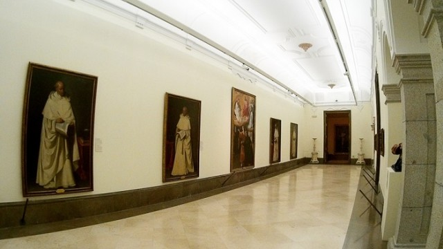 eficiencia energética – LED - Real Academia de Bellas Artes de San Fernando